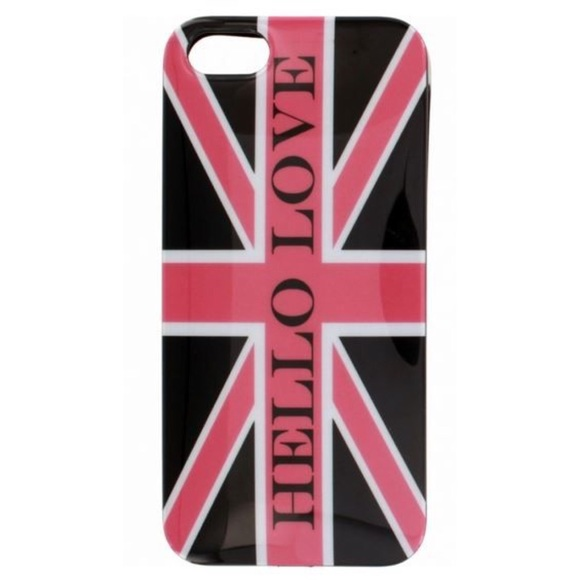 My Flat in London Accessories - 🆕 UK Flag iPhone 4 Case